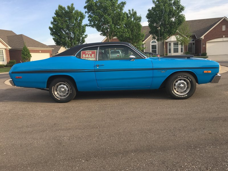 Intact Car Insurance >> 1973 Dodge DART SPORT 340 For Sale in Commerce twp., Michigan | Old Car Online