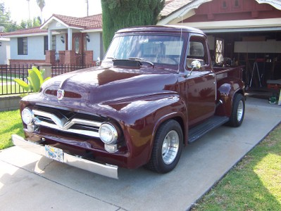 1955 Ford PICK UP F100 - hacienda heights, California