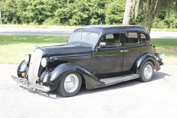 Old car online classic and antique cars trucks for 1936 plymouth 4 door