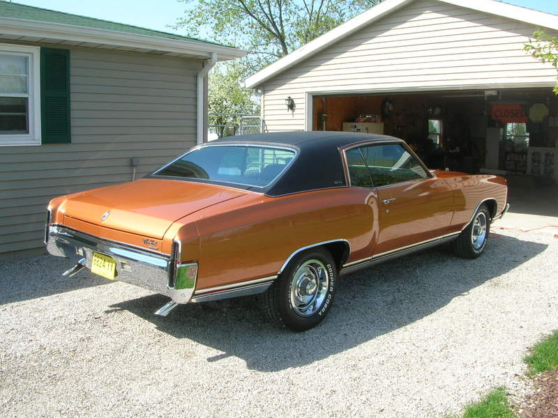 Chevrolet Of Bellevue >> 1971 Chevrolet Monte Carlo For Sale in Defiance, Ohio   Old Car Online
