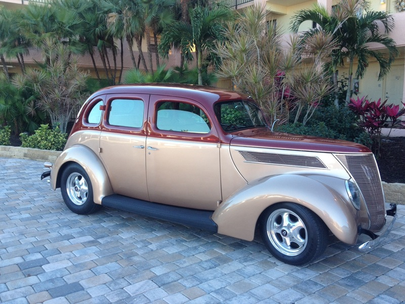1937 Ford 4 Dr Sedan For Sale in Commerce, Michigan | Old Car Online