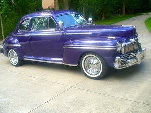 1946 Mercury 72  series 69M