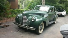 1940 Buick Special 80 Limited series