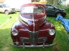 1941 Ford Deluxe Bussinessman