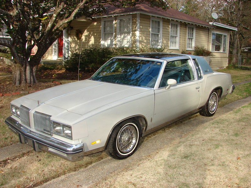1980 Oldsmobile Cutlass Supreme Brougham For Sale in Mobile, Alabama ...