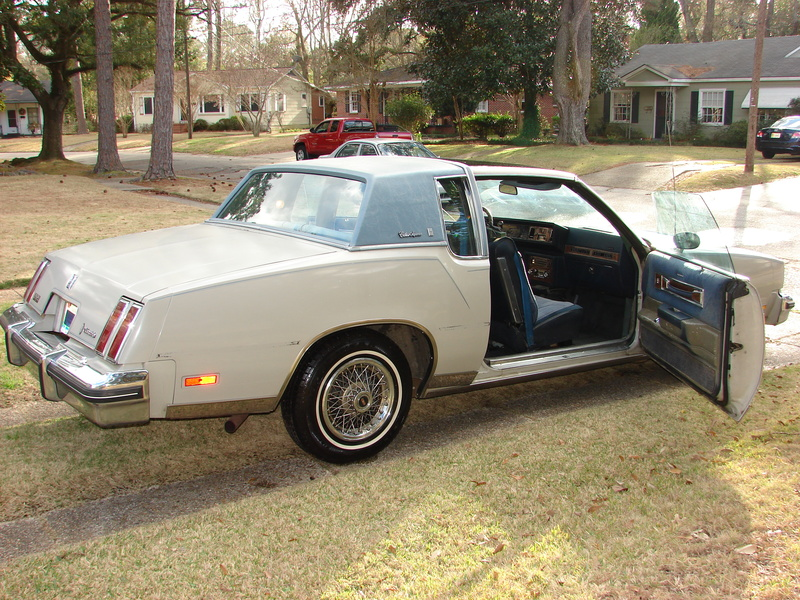 1980 Oldsmobile Cutlass Supreme Brougham