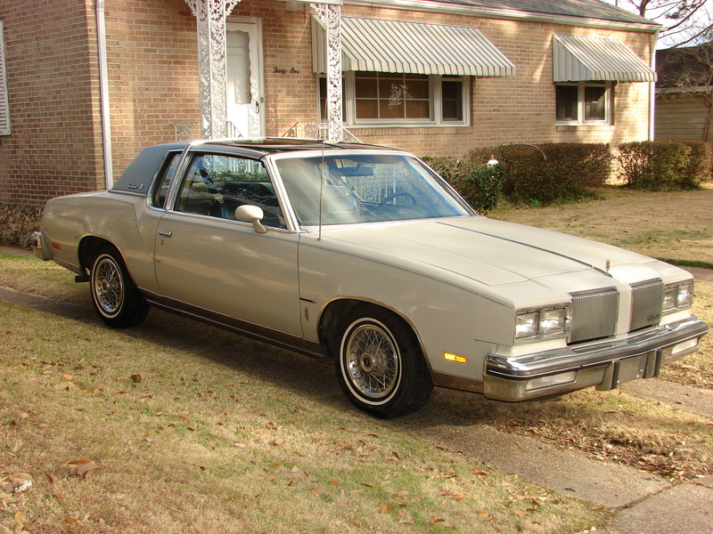 1980 oldsmobile cutlass supreme brougham for sale in mobile alabama old car online. Black Bedroom Furniture Sets. Home Design Ideas