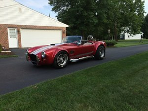 1965 AC Cobra Shelby Racing Roadster Convertible