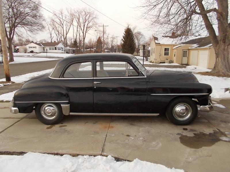 1951 plymouth 2 door coupe for sale in troy ohio old for 1951 plymouth 2 door