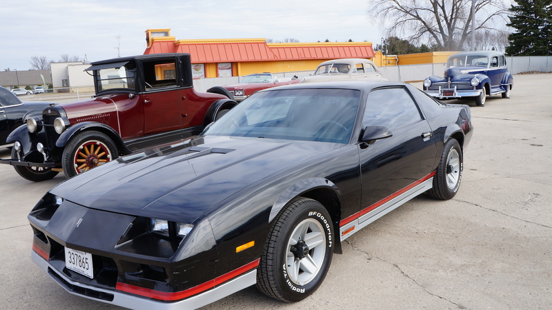 1984 chevrolet camaro z28 for sale in owatonna minnesota old car online. Black Bedroom Furniture Sets. Home Design Ideas