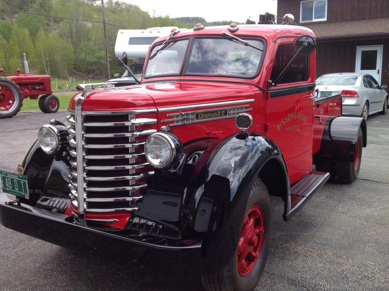 1948 Diamond T 201 For Sale In Waterbury Vermont Old