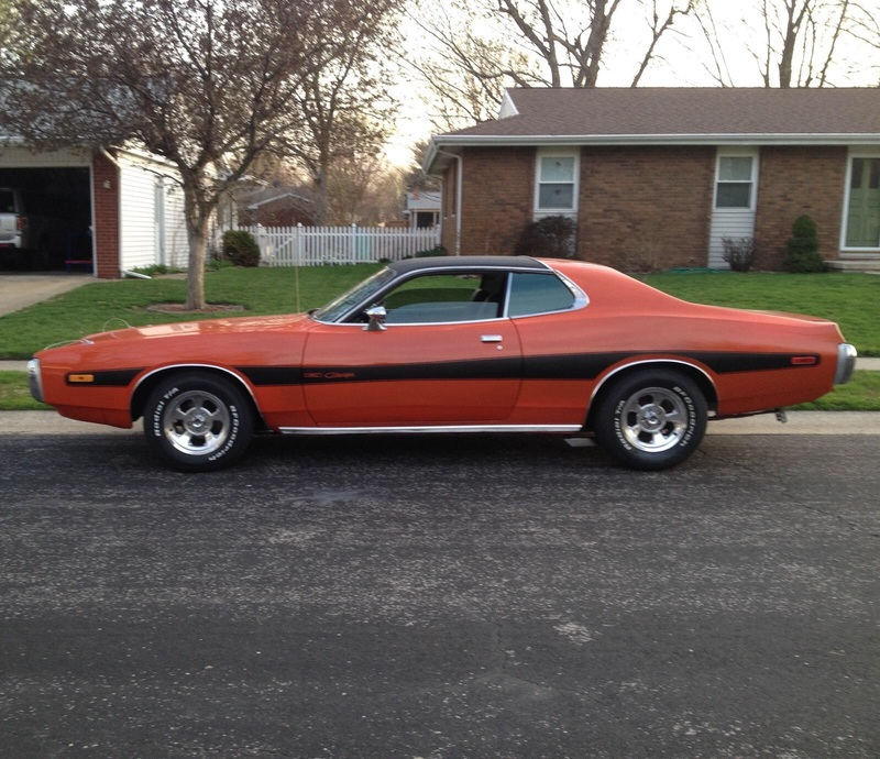 Dodge Charger For Sale: 1973 Dodge Charger