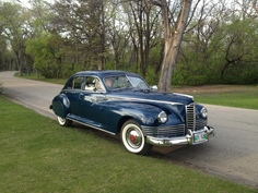 1947 Packard Custom Super 8