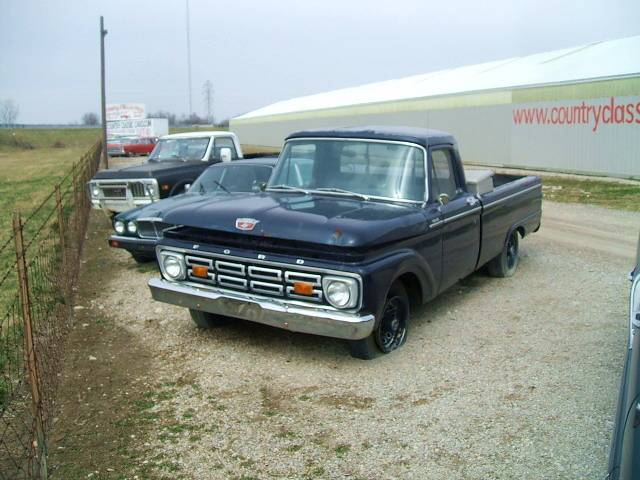 1964 Ford Custom Cab