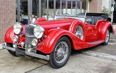 1939 Other ALVIS  SPEED 25