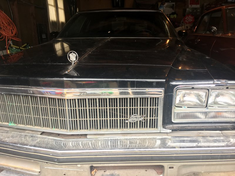 1976 Buick Electra 225 Limited edition