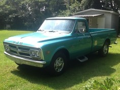 1968 GMC 3/4 Ton Wideside