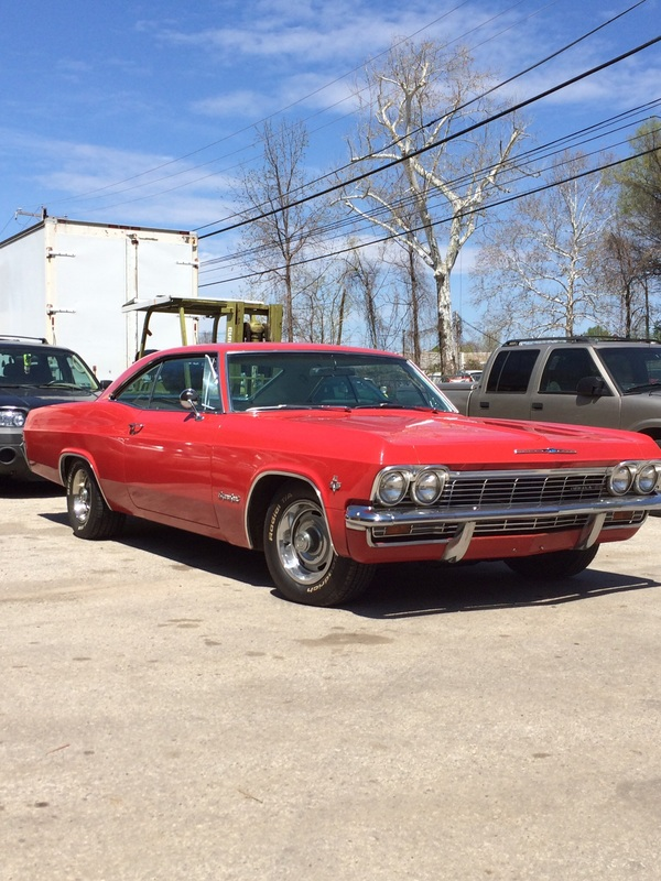 1965 chevrolet impala ss for sale in malvern pennsylvania old car online. Black Bedroom Furniture Sets. Home Design Ideas