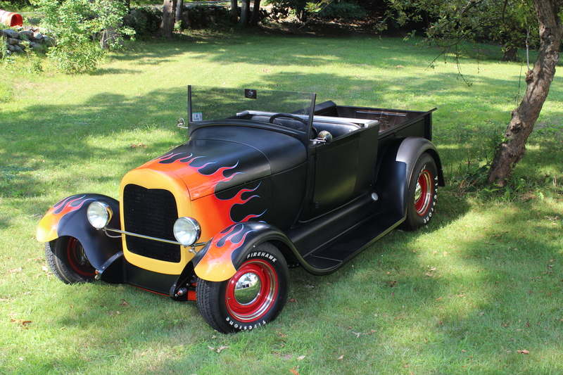 1928 Ford Model A For Sale in Boxford, Massachusetts | Old ...
