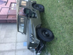 1971 Jeep-Willys M38A1