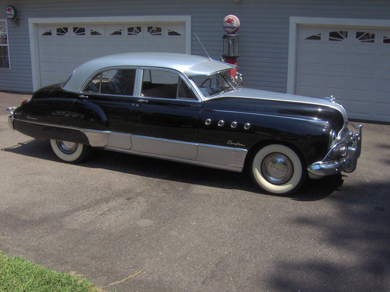 1949 buick roadmaster for sale in dunkirk maryland old. Black Bedroom Furniture Sets. Home Design Ideas