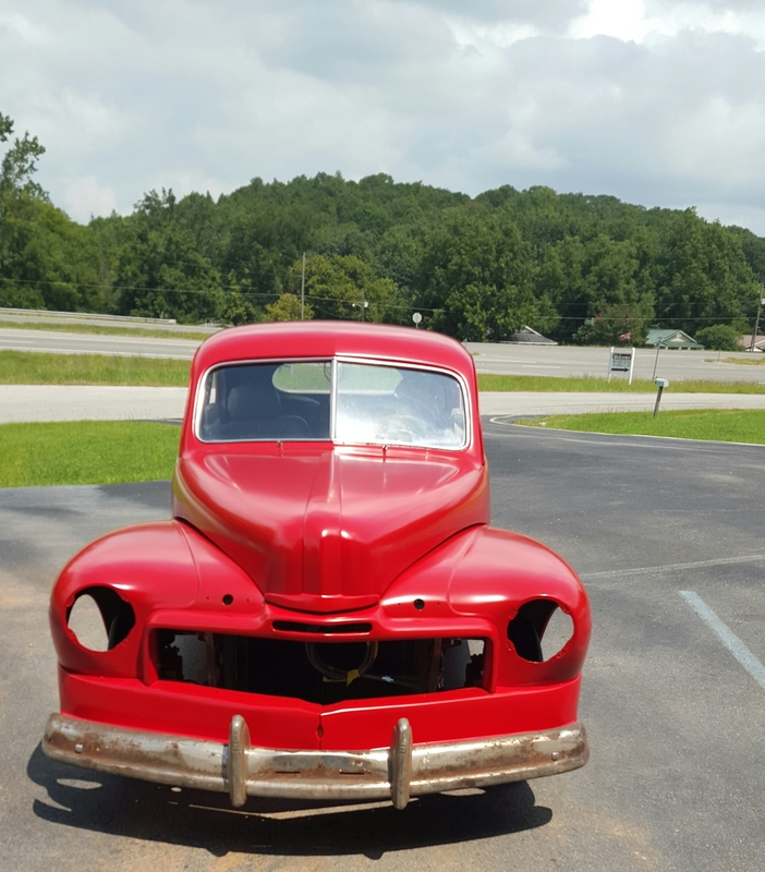 1947 Mercury Coupe For Sale In Anniston, Alabama