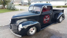 1940 Ford All Steel   CONVERTIBLE TRADES?