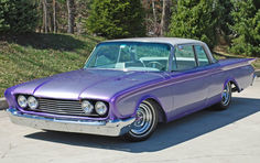 1960 Ford Fairlane full kustom