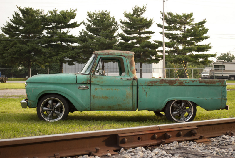 1966 F100 To Crown Vic | Autos Post