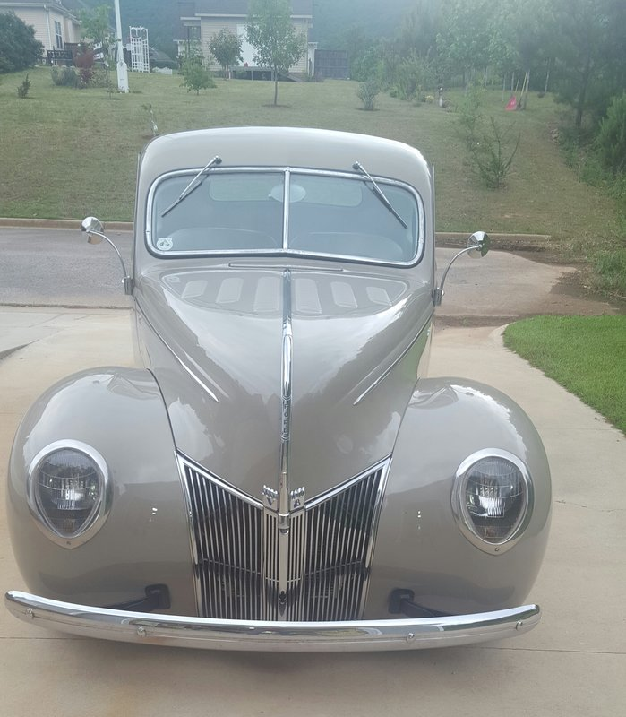 1939 Ford Deluxe Coupe For Sale In Anniston, Alabama