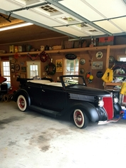 1936 Ford Sedan 4 Door Convertible