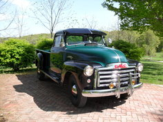 1951 GMC One Ton/Nine Foot Bed