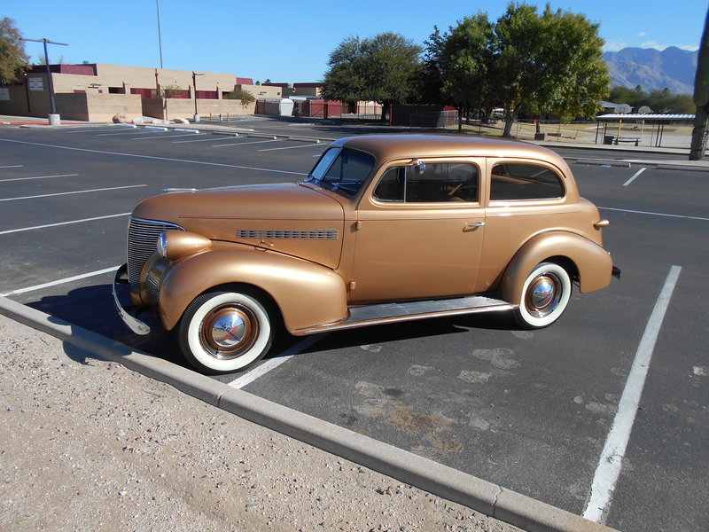 1939 Chevrolet Master Deluxe For Sale in Tucson, Arizona | Old Car ...