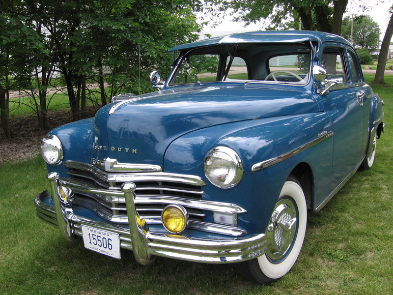 1949 plymouth special deluxe sedan for sale hemmings html. Black Bedroom Furniture Sets. Home Design Ideas