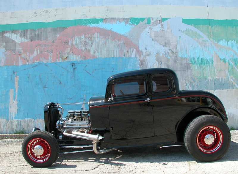 1932 ford 5 window coupe for sale in houston texas old for 1932 ford 3 window coupe for sale in canada