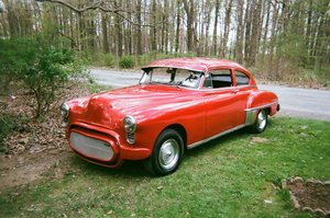 1950 Oldsmobile 88 2 Door