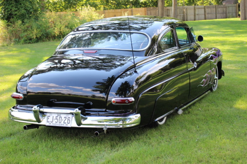 1950 Mercury 2 door