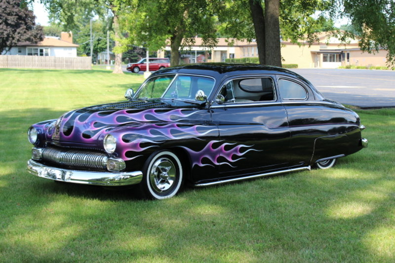 1950 mercury 2 door for sale in st george utah old car online. Black Bedroom Furniture Sets. Home Design Ideas