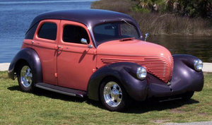 1938 Willys 38
