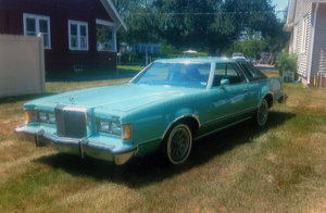 1978 Mercury Cougar XR7 2Dr