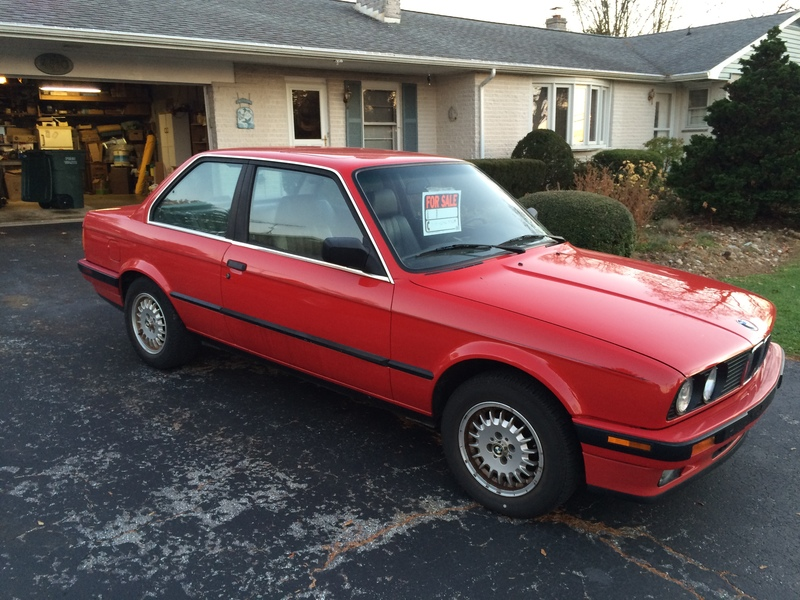 1989 Bmw 325i For Sale In York Pennsylvania Old Car Online
