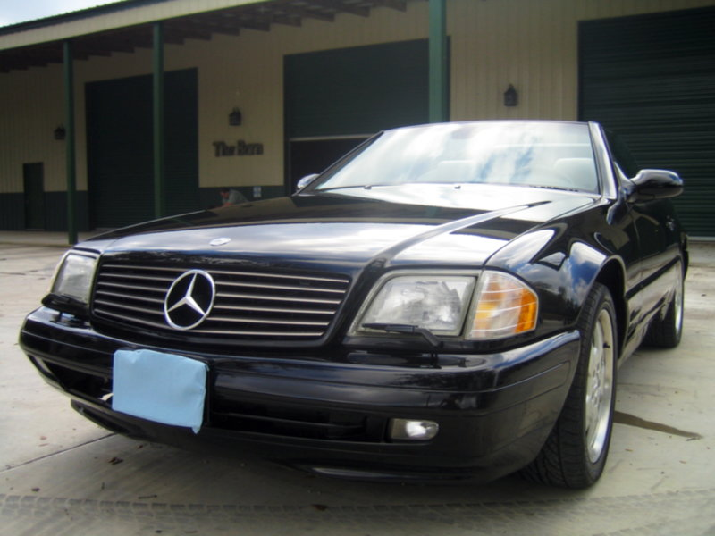 2000 mercedes benz sl500 roadster for sale in lake jackson for Mercedes benz south atlanta service