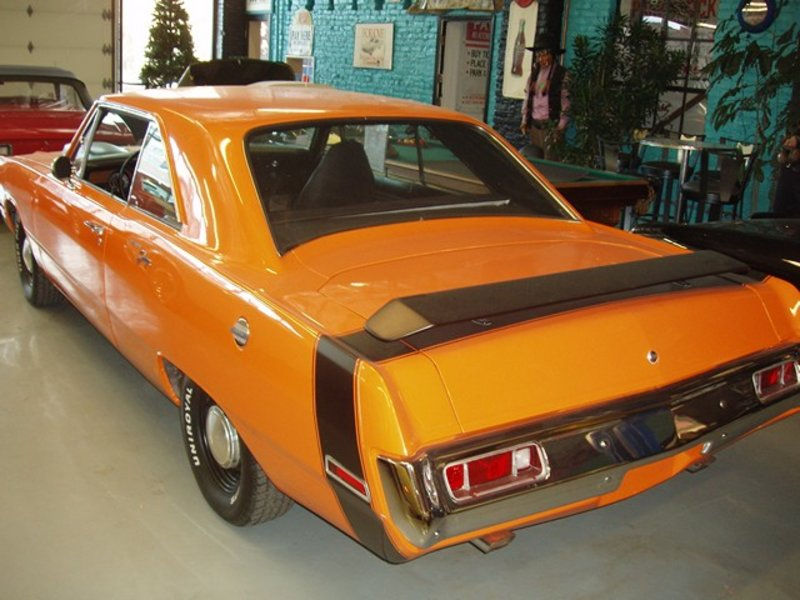 Dodge 340 swinger dart