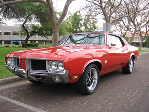 1971 Oldsmobile Cutlass Supreme Resto Mod - Fast & Loud