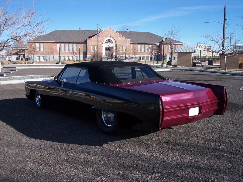 1968 Cadillac Convertible For Sale In Fallon Nevada Old