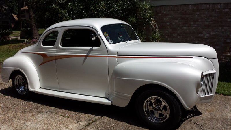 Corporate Car Online: 1941 Plymouth Business Coupe For Sale In Humble, Texas
