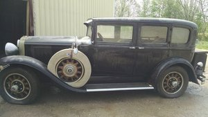 1930 Buick Model 60 phaeton
