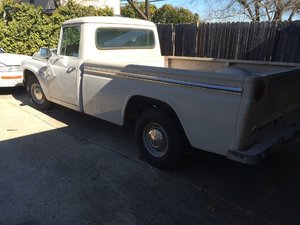 1967 International Pick up