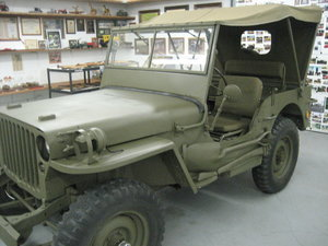 1942 Jeep-Willys Army