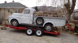 1948 Dodge 3/4 ton pickup